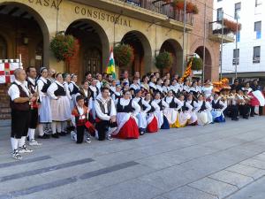 """XXIX Festival Internacional de Danzas """"Ciudad de Calahorra"""""""
