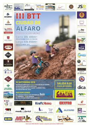 II BTT Ciudad de Alfaro
