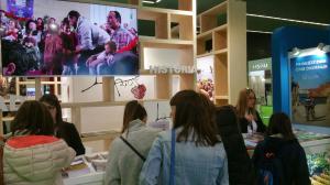 La Rioja muestra su oferta turística en la feria Expovacaciones de Bilbao