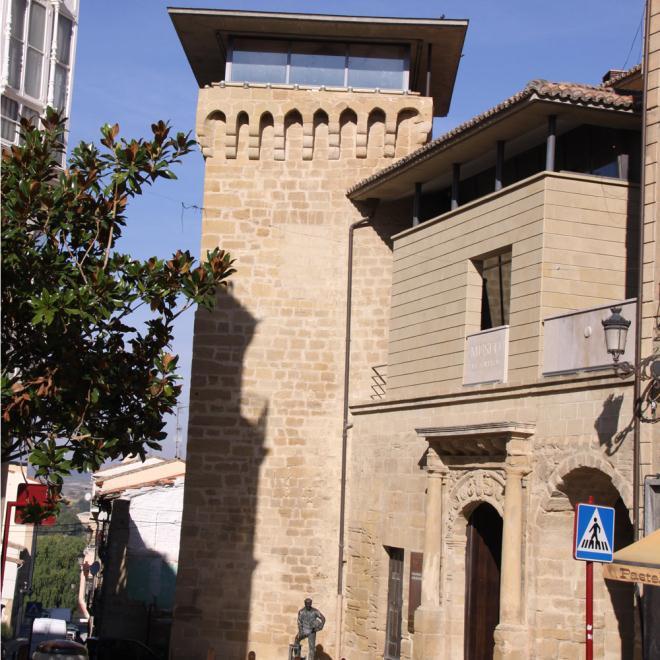 """Museo de Arte Contemporáneo de Haro """"El Torreón"""""""