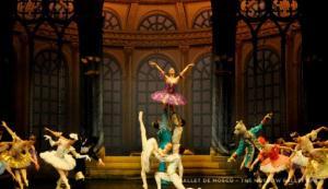 'La bella durmiente', según el Ballet de Moscú