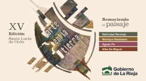 XV Arte en la tierra. Festival de arte y naturaleza