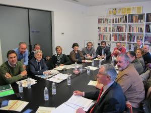González Menorca avanza al grupo de trabajo del sector turístico las principales líneas en las que trabaja el Gobierno de La Rioja