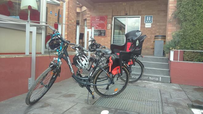 Sotos del Ebro en Verano, coge la bicicleta y el Pic-Nic!!!
