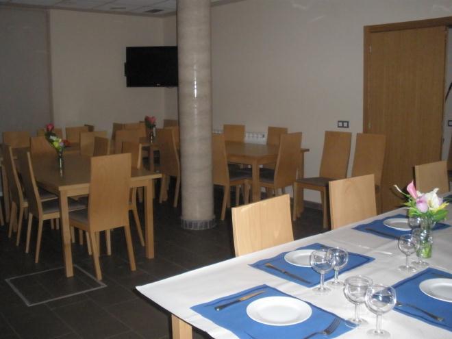 Restaurante Albergue Juvenil Igea