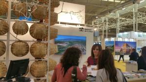 La Rioja presenta su oferta turística en la edición de Intur que ha comenzado hoy en Valladolid