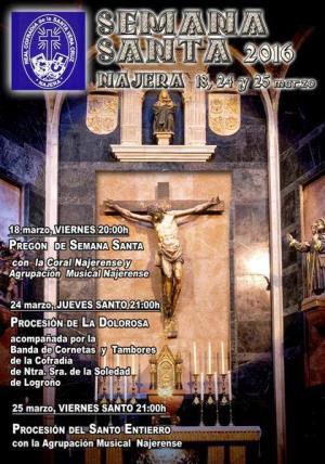 Semana Santa en Nájera