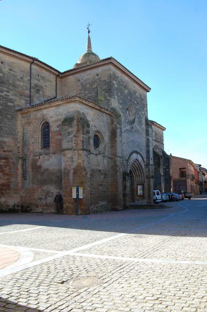 Parroquia de San Juan Bautista en Grañón