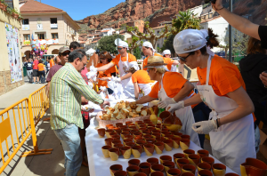 II Feria de la Cebolla Asada