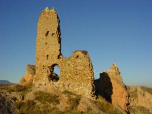 Castillo roquero de Autol