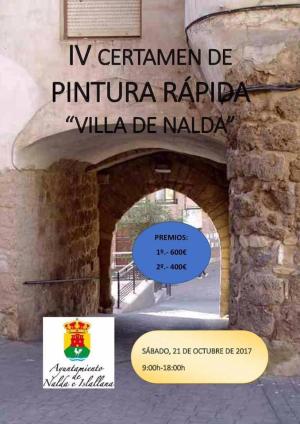 IV Certamen de Pintura Rápida Villa de Nalda