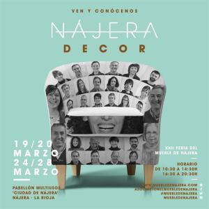 Nájera Decor - XXII Feria del Mueble de Nájera