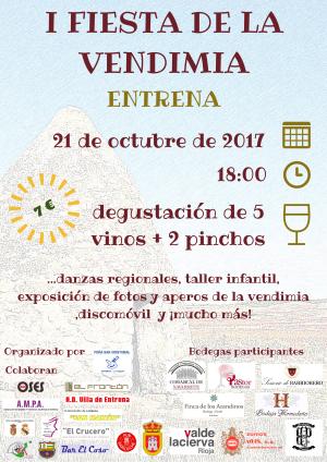 I Fiesta de la Vendimia de Entrena