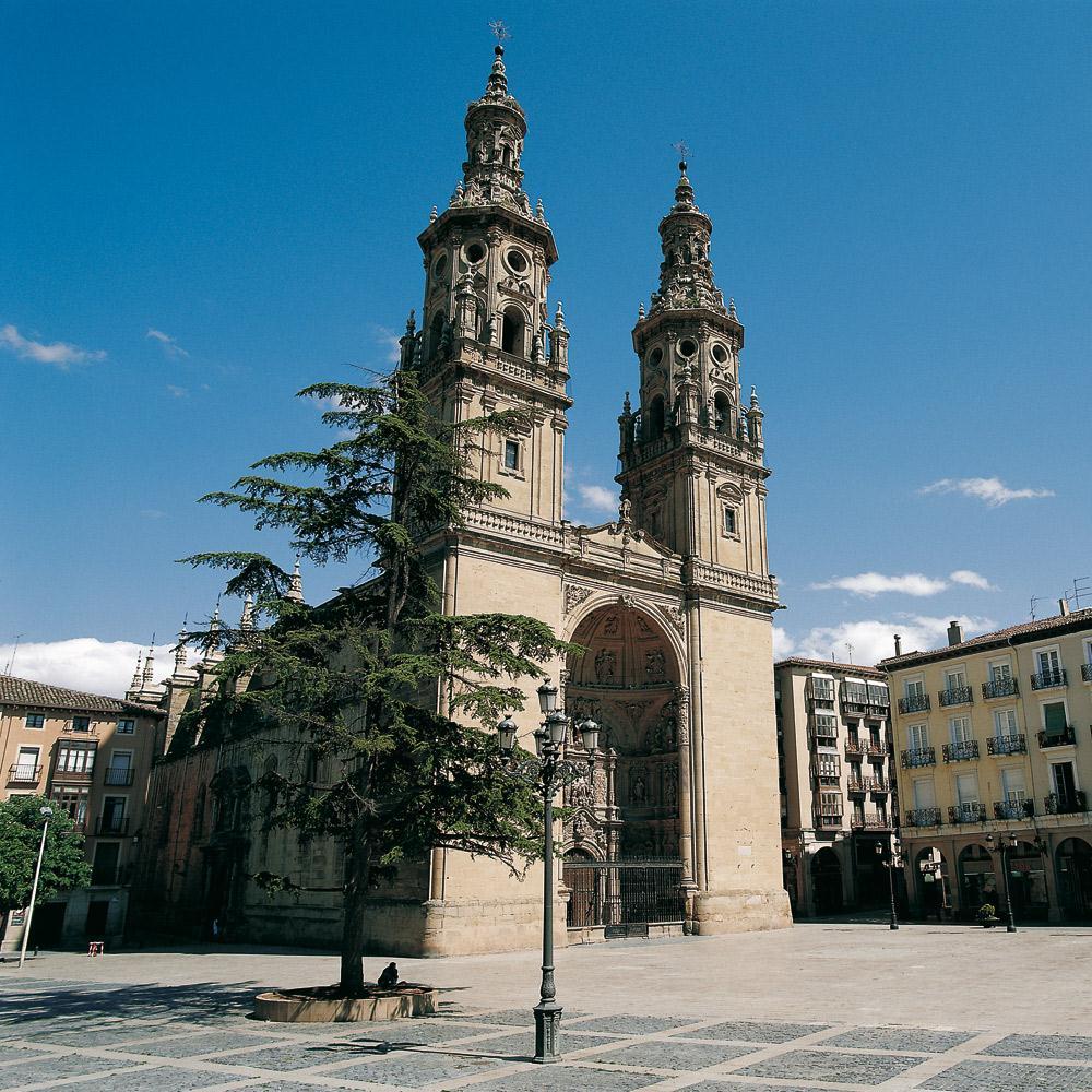 Concatedral de santa mar a de la redonda lugar de - Hotel las gaunas en logrono ...