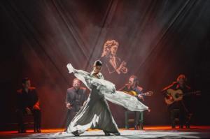 Sara y otros grandes del flamenco