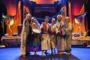 La magia y el exotismo de Aladín inundan hoy el Auditorio de Riojaforum