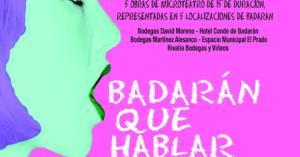 """II Certámen de Microteatro """"Badarán que hablar"""""""
