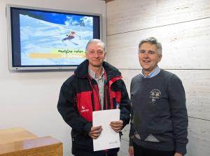 Valdezcaray inaugura el próximo día 2 de diciembre nueva temporada con mejoras en sus servicios, especialmente en materia de accesibilidad