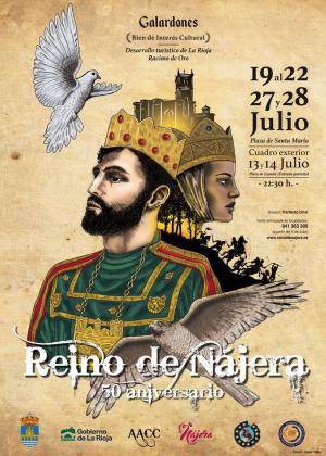 50ª Edición 'El Reino de Nájera'