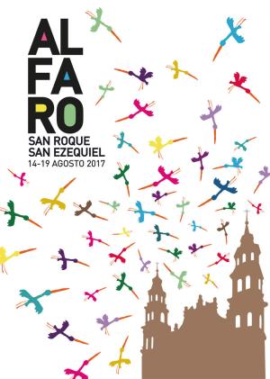 Fiestas Mayores de Alfaro en honor a San Roque y San Ezequiel