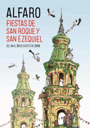 Fiestas de San Roque y San Ezequiel de Alfaro