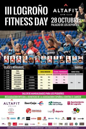 III Logroño Fitness day