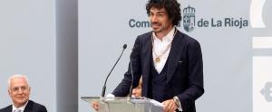 Sainz Villegas cederá el testigo como embajador turístico de La Rioja el 29 de noviembre