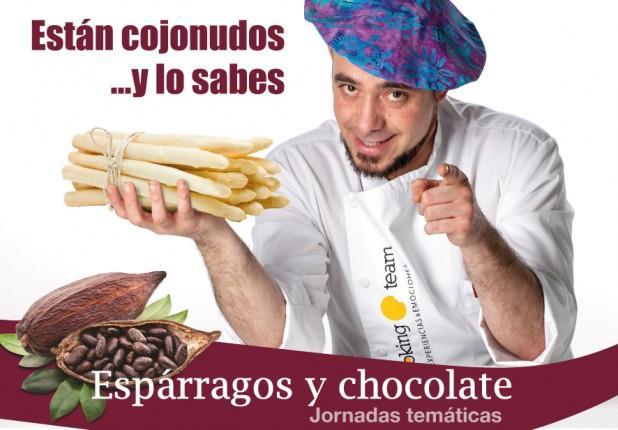 Jornadas Temáticas del Espárrago y Chocolate