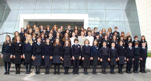 La Escolanía cantará en Riojaforum por su 50 aniversario