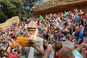 El Barranco Perdido amplía su oferta de ocio este verano con rutas en vehículo todoterreno y espectáculos teatralizados