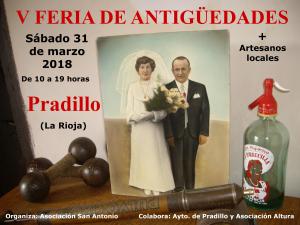 5ª Feria de Antigüedades y artesanos locales