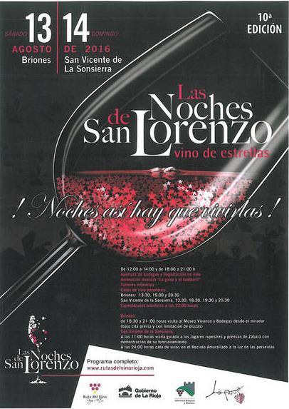 Las Noches de San Lorenzo