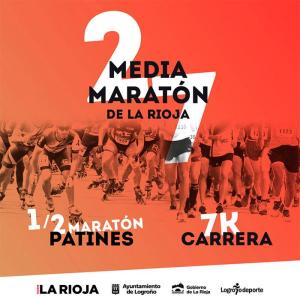 27 Media Maratón de La Rioja