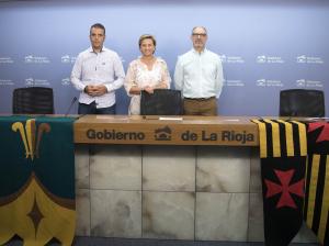 González Menorca destaca la trayectoria de El Reino de Nájera como ejemplo de iniciativa que aúna cultura, patrimonio, historia y turismo