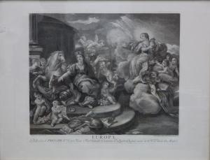 Exposición: Colección de grabados Instituto Sagasta (175 aniversario)