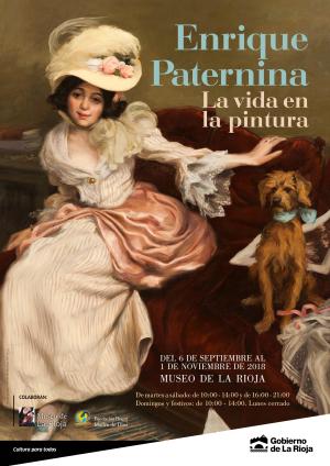 Exposición: Enrique Paternina. La vida en la pintura.