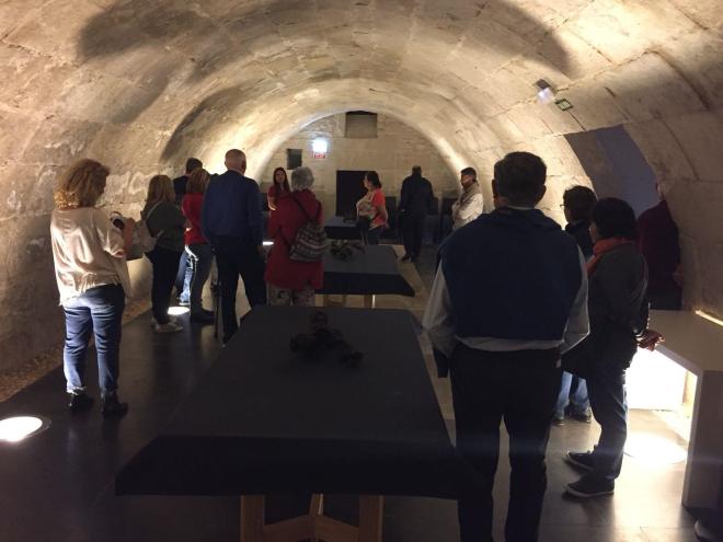 Visita una antigua bodega del siglo XVI