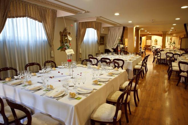 Restaurante Palacio de Azcárate