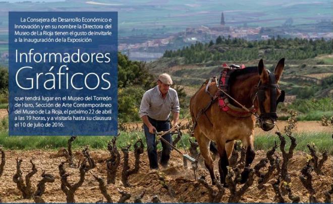 Exposición de Informadores Gráficos de La Rioja