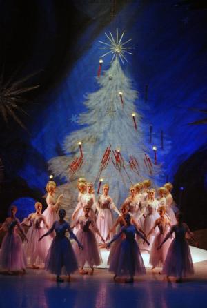 La magia del ballet en Navidad