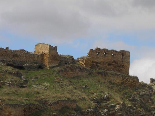 Castillo-fortaleza de Cervera del Río Alhama
