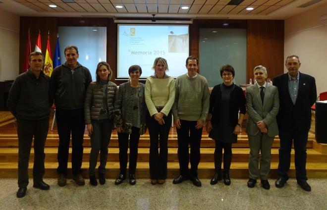 Rodríguez Osés se ha reunido con representantes de Cultura y Turismo de las comunidades por las que pasan los Caminos Jacobeo e Ignaciano