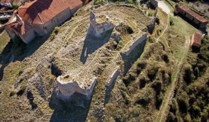 Castillo-fortaleza de Enciso