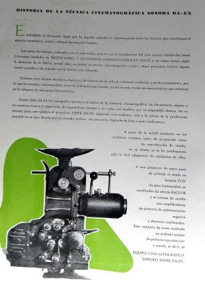 Da-Ex, el proyector revolucionario