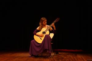 Concierto Mabel Millán (guitarra clásica)