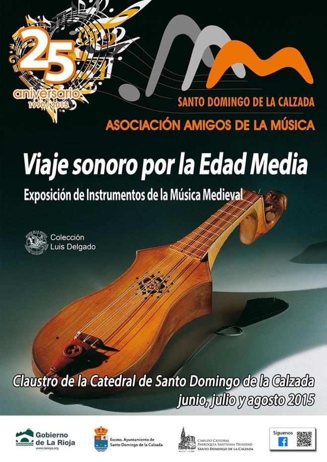 Exposición de Instrumentos de la Música Medieval