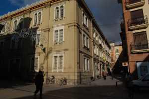 Antigua Tabacalera-Exconvento de la Merced, en Logroño