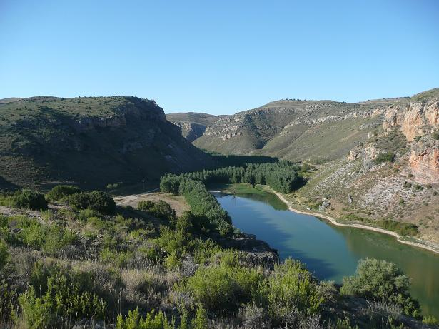 Etapa 11, Cervera del Río Alhama - Valverde