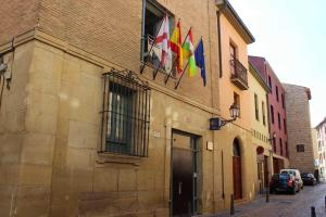 Albergue municipal de peregrinos de Logroño