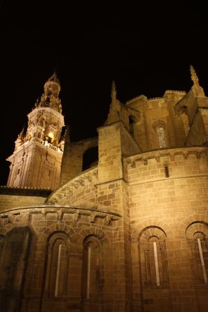Visitas guiadas nocturnas a la catedral de Santo Domingo de la Calzada
